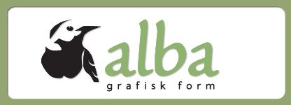 alba grafisk form